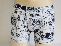 Heren boxershort SET18474 Wit